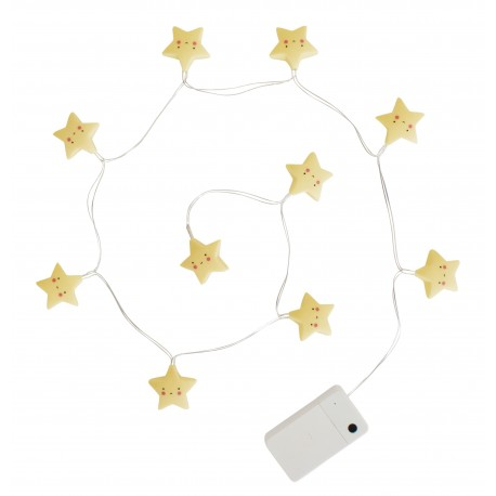 Guirnalda de luces estrellas Little Lovely